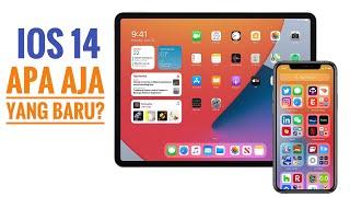 Apa Aja yang Baru dari iOS 14? iPhone Mana aja yang dapat update?