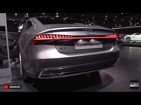 Audi A7 2018 | NEW FULL In Depth Review S Line Interior Exterior 2019