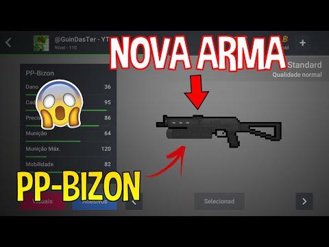 NOVA ARMA NO BLOCK STRIKE | PP-BIZON ( Ela é Boa Ou Ruim? )