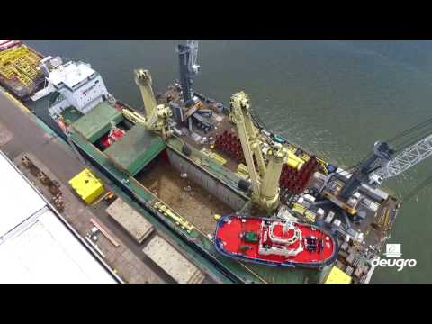 deugro – Ocean Transport for FPSO P-77 Platform