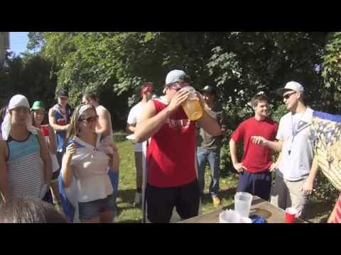 WSU Beer Olympics 2013