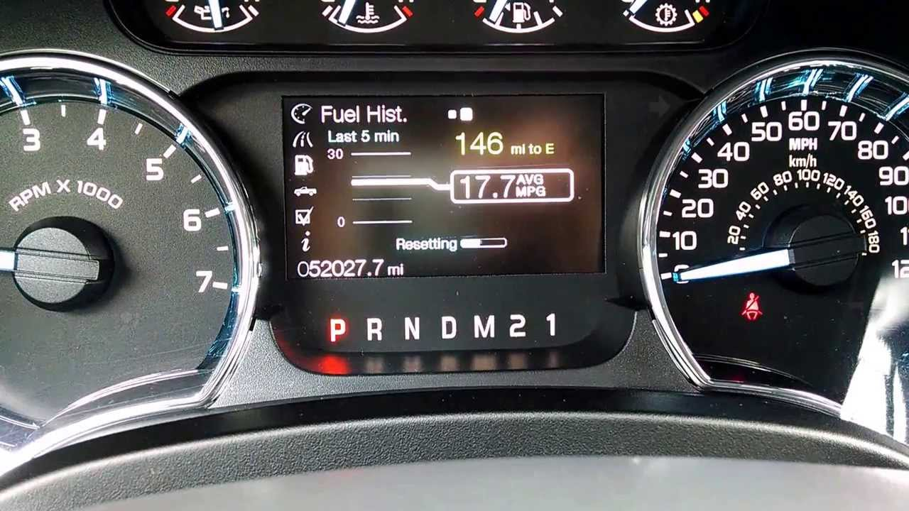 Ford F-150 XLT - Instrument Panel Review