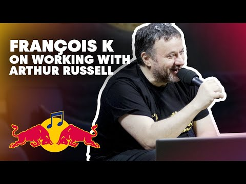 François K Lecture (New York 2013) | Red Bull Music Academy