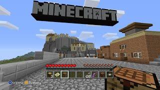 Minecraft: Xbox 360 Ediтion - TU12 Tutorial World Gameplay! (Xenia emulator)