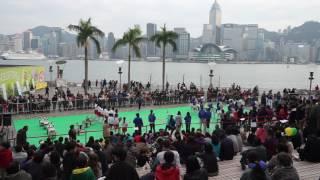 20161229 HKMBA 2016香港步操管樂節步操管樂