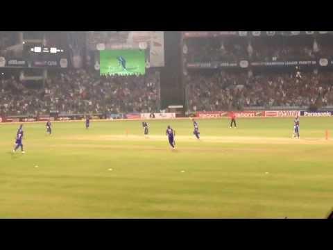 Sachin Tendulkar's last innings at Feroz Shah Kotla Stadium, Delhi