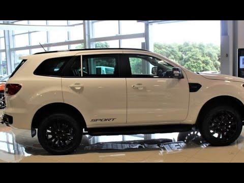 SUV 7 chổ Ford Everest 2020 mới, ra mắt giá từ 938 triệu đồng _Thế Giới Xe