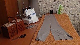 Как шить брюки: влажно-тепловая обработка(Это видео о том, как выполнить влажно-тепловую обработку брюк -- ВТО. Умение выполнить эту важную операцию..., 2014-04-08T13:10:40.000Z)