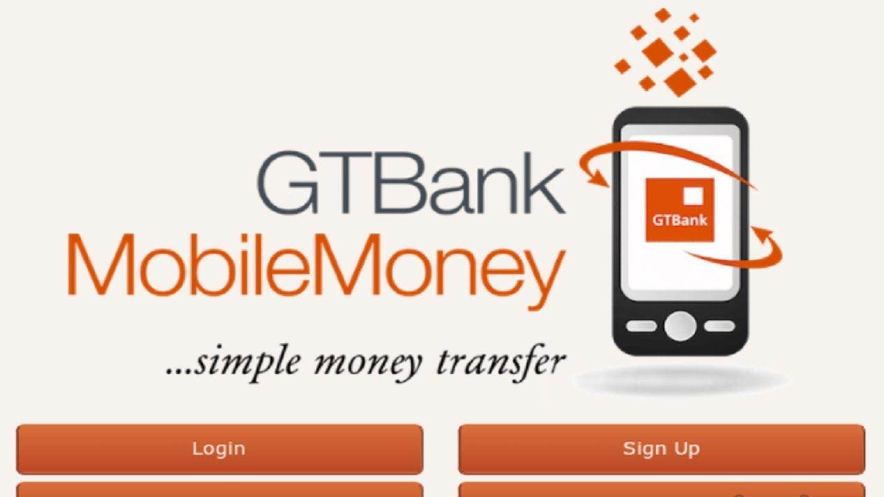 How to Register for GTB Mobile Banking - YouTube