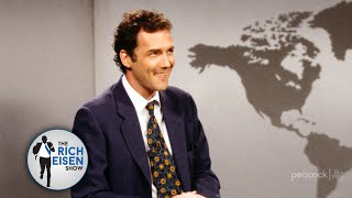 """""""I'm Crestfallen"""" - Rich Eisen Reacts to the Unexpected Passing of Comedian Norm Macdonald"""