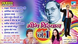 Cover images Bhim Vidhvan No 1  Raju Bagul & Ashiwini Ahire  Bhimgeete Marathi   HD