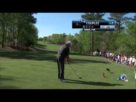 Champions Tour GG Sugarloaf Fred Couples Final Rnd Highlight