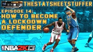 NBA 2K13 My Career - Episode 14 - How To Become A Lockdown Defender VS. James Harden