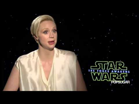 Gwendoline Christie On Playing Captain Phasma in Star Wars  | Star Wars: The Force Awakens