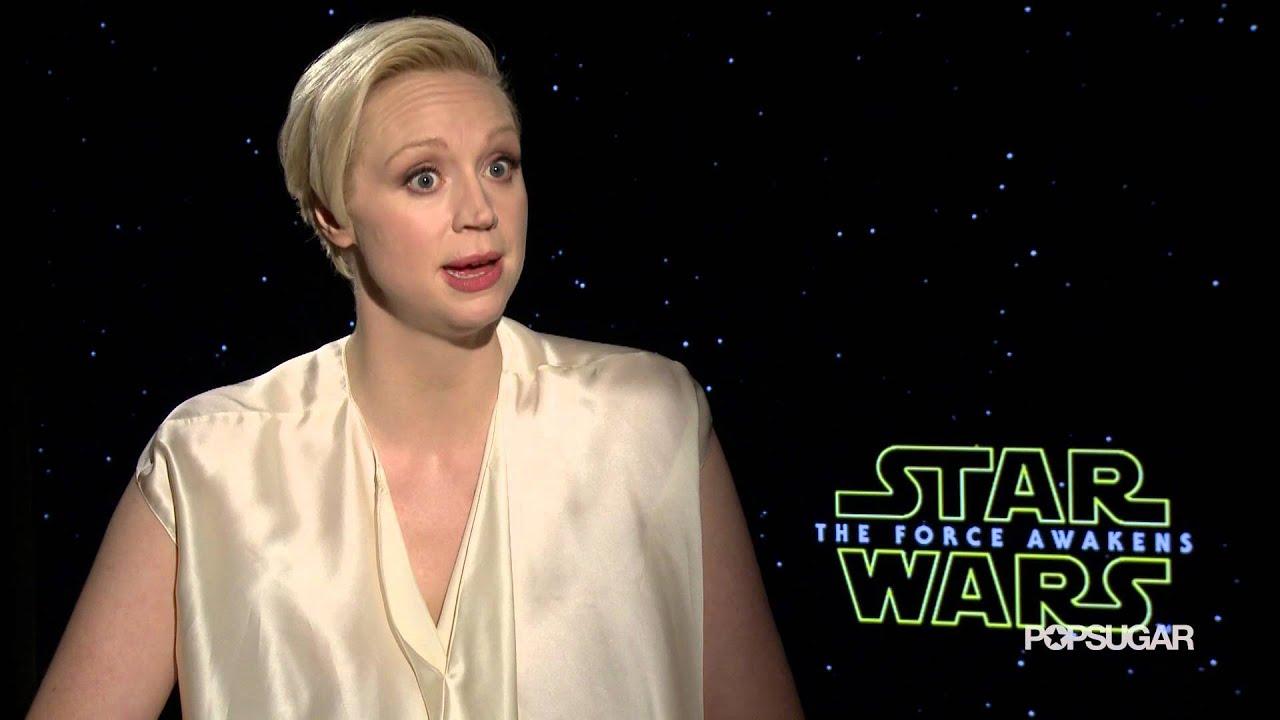 Gwendoline Christie On Playing Captain Phasma In Star Wars Star