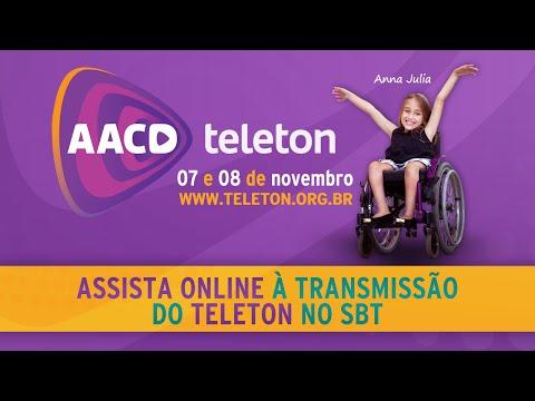 TELETON 2014 - AO VIVO