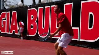 Georgia Tennis Hype Video