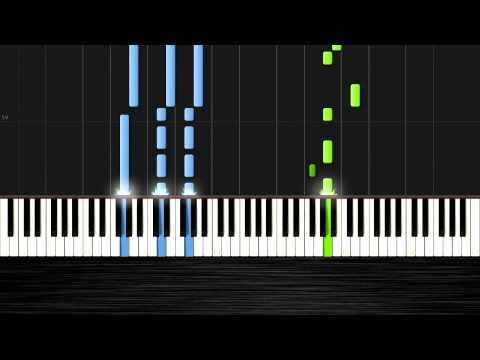 Shakira - Can't Remember to Forget You ft. Rihanna - Piano Tutorial by PlutaX - Synthesia