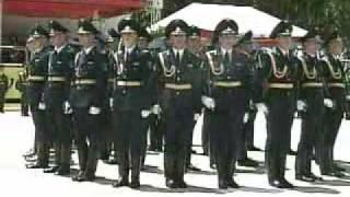 Беларусь: Gala militar de Bielorrusia en Venezuela
