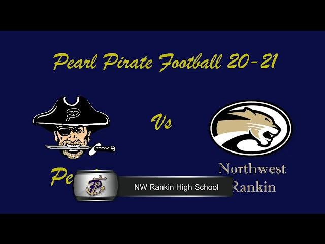 Pearl High School Football 20-21
