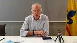 1/4     - 7 mai 2020 - Le Maire de Pertuis s'adresse aux Pertuisiens