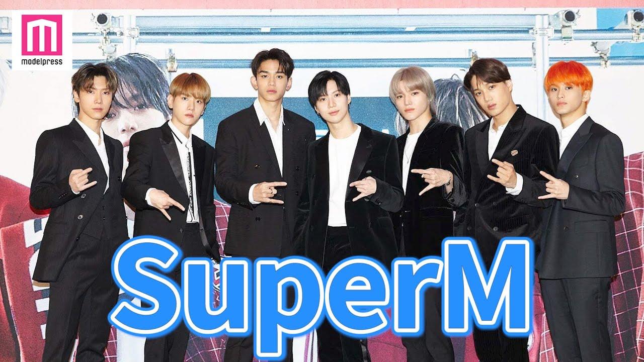 SuperM、1stフルアルバム「Super One」に込めたメッセージ「たくさんの希望を持ってほしい」