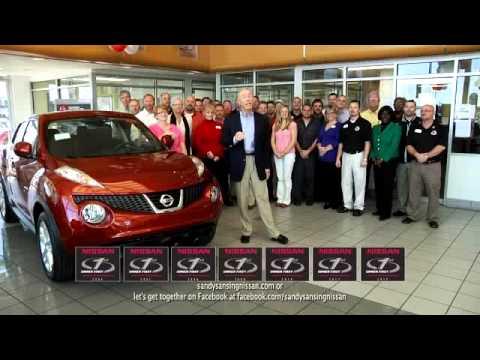Sandy Sansing Nissan