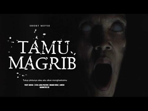 FILM PENDEK HOROR | TAMU MAGRIB | PAMALI SERIES