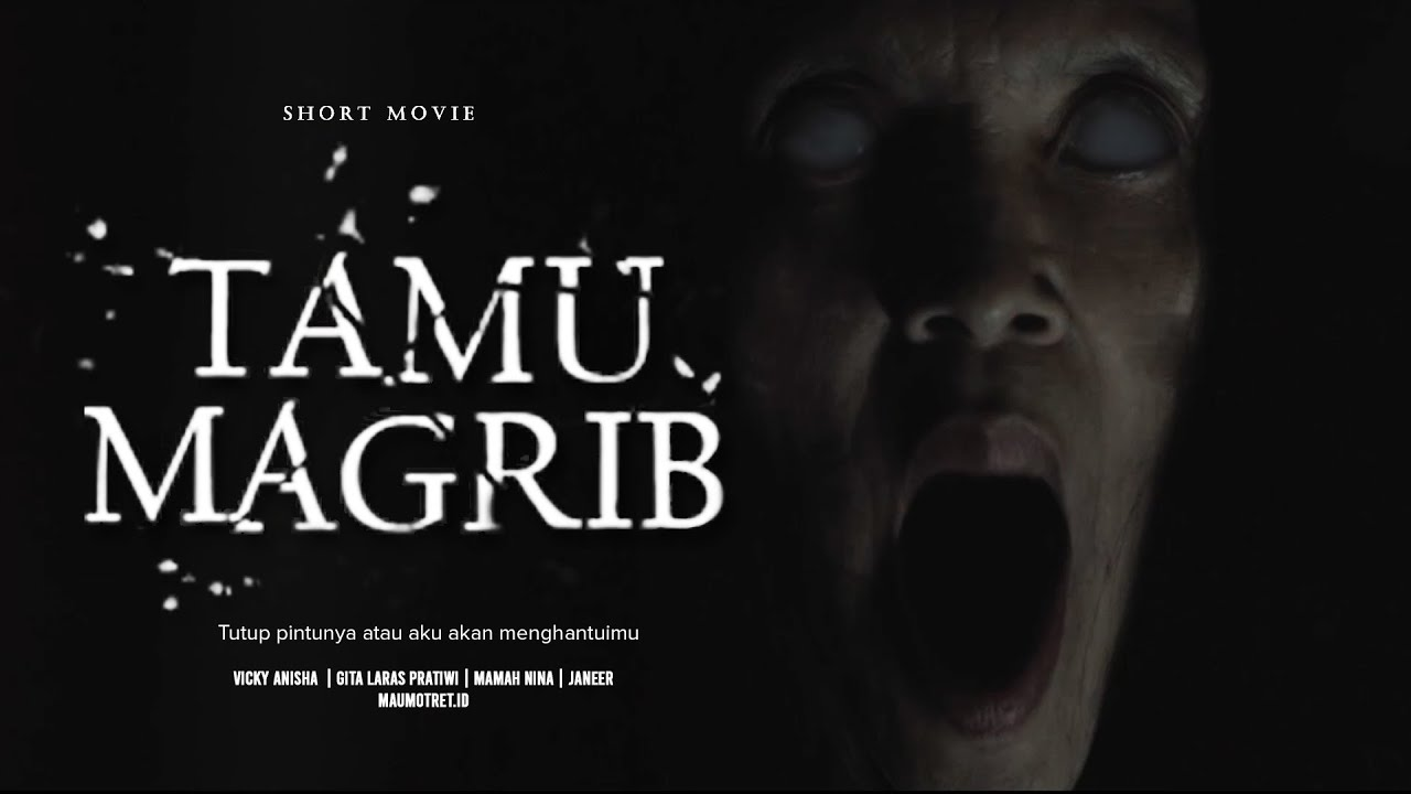 Download FILM PENDEK HOROR | TAMU MAGRIB | #PAMALISERIES