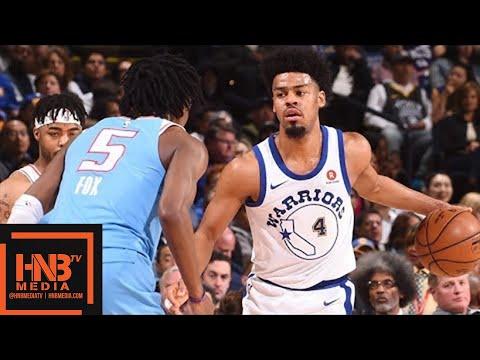 Golden State Warriors vs Sacramento Kings Full Game Highlights / March 16 / 2017-18 NBA Season