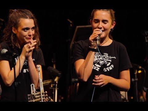 2018 Mood Indigo Sant Andreu Jazz Band & Joan Magnarelli ( voz Joana Casanova)