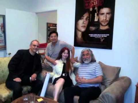 Famous Chinese Director Jizhong Zhang visit BSEG / 张纪中访问BSEG