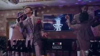 cut g dragon on mv hangover of psy ft snoop dogg