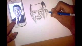 Video Tutorial Membuat Sketsa Potret Hary Tanoesoedibjo download MP3, 3GP, MP4, WEBM, AVI, FLV Januari 2018
