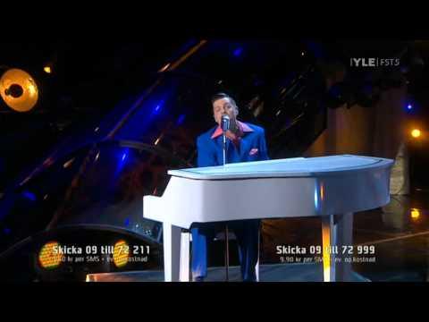[ESC] 2011 Sweden Melodifestivalen Final The Playtones - The King
