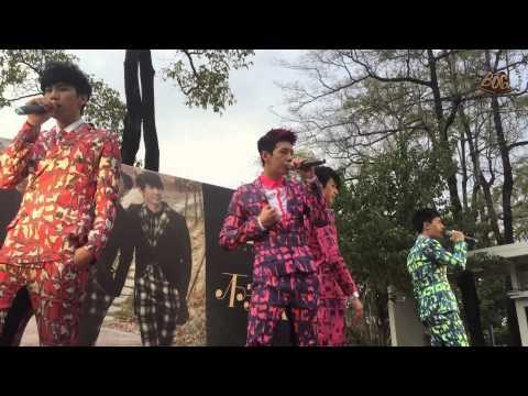 150221 Gentleman-代替太陽@高雄場簽唱會(一)