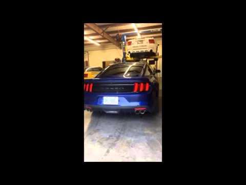 Shrader TUNING 2011-2018 Mustang GT