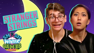 STRANGER STRINGS w/ SMOSH GAMES (Smosh Winter Games)
