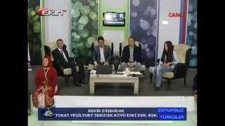 Sekücek Köyü Ekin TV canlı yayın