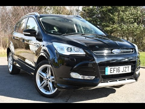used ford kuga 2 0 tdci 180 titanium x sport 5dr. Black Bedroom Furniture Sets. Home Design Ideas