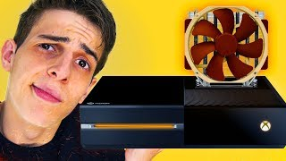 O PC DENTRO DO CONSOLE PASSOU DOS LIMITES Video