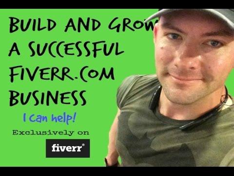Building a Successful Business on Fiverr.com