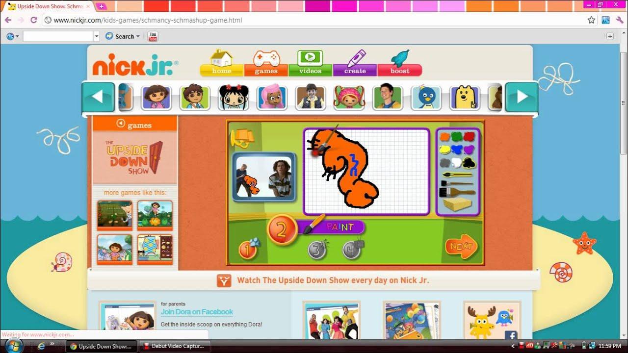 Nick Jr Games For Kids Com