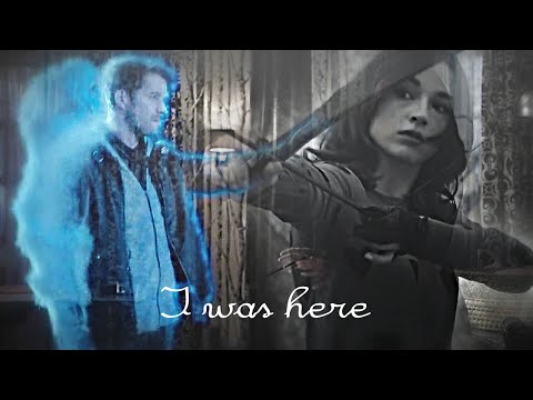dead characters || I was here. [COLLAB]