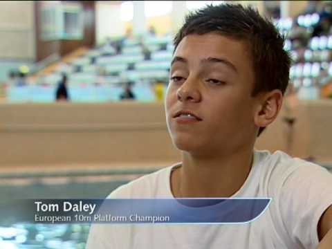 62ad40d6451 Tom Daley - YouTube