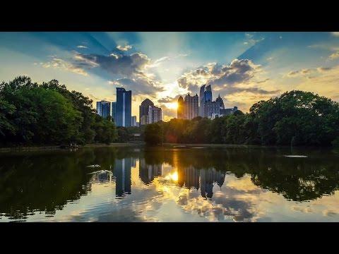 Atlanta Piedmont Park 2015 Aug 4K UHD