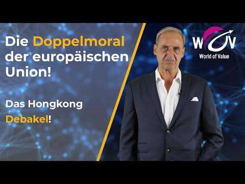 Die Doppelmoral der europäischen Union!   Florian Homm