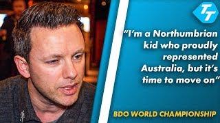 Paul Nicholson on decision to STOP Representing Australia | Plus BOOMING North East darts scene