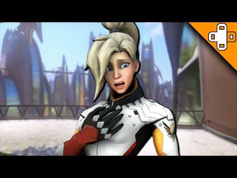 You Want Me to Heal WHAT? Overwatch Funny & Epic Moments 608