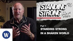 Standing Strong In a Shaken World | Ray Johnston